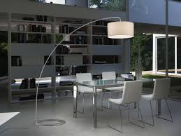 Large Oversized Lamp Over Dining Table