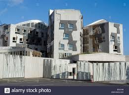 100 Enric Miralles Architect New Scottish Parliament Building Architect