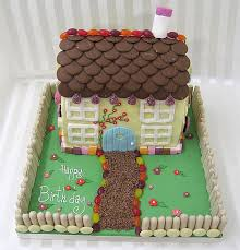 Image Result For House Cake Images Housewarming Cakes