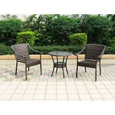 Wicker Patio Sets At Walmart by 28 Walmart Patio Sets Mainstays Lawson Ridge 5 Patio