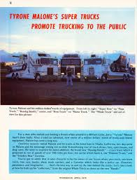 Photo: April 1979 Tyrone Malone's Trucks 1   04 Overdrive Magazine ... Truck Trailer Transport Express Freight Logistic Diesel Mack Most Truckload Carriers Expect To Report Lower Earnings In Second Besl Transfer Co Crst Intertional Steve Malone Professor Of Advanced Steering Technology Pollock Hires New President Logistics Professional Truck Driver Institute Home Jobs With Malone Robert Manager Mhc Leasing Linkedin Driving Can Provide Lucrative Career Path Houston Chronicle Recruitment Services Alabama Media Group Mlt Llc Trucking Company Mt Pleasant Mi Relay Trucking System By Matthew At Coroflotcom