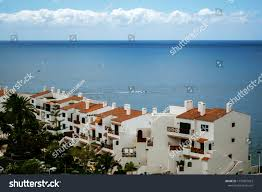 100 Blu Water Apartments On Steep Oceanfront E Stock Photo Edit Now