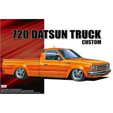 100 Datsun Truck Aoshima 720 Custom 82
