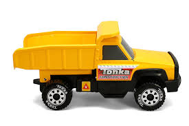 Tonka 92207 Steel Classic Quarry Dump Truck: Amazon.co.uk: Toys & Games