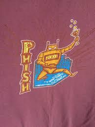 Bathtub Gin Phishnet by Phish Net Classic Phish T Shirts