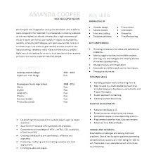 Web Developer Resume Objective Of Designer In A Template Graphic Design Objectives Career For
