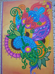 Colour Thera Art Best Color Therapy Book