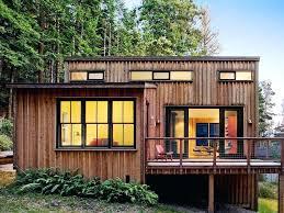100 Modern Wooden House Design Small Plans Flat Roof Schmidt Gallery