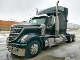 2016 International LoneStar Sleeper Semi Truck, Cummins ISX15, 500HP ...