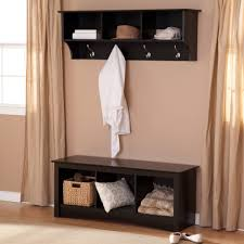 Bench Shoe Storage by Mudroom Large Entryway Storage Bench Shallow Entry Cabinet