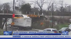 100 Truck Rental Durham Nc Bridge That Tortures Trucks Faces Showdown With New Technology