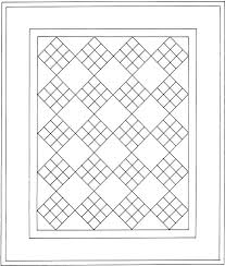 Elegant Quilt Block Coloring Pages 24 With Additional Picture Page