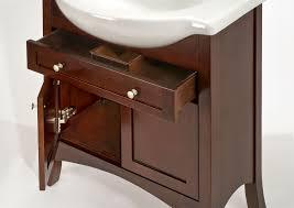 Narrow Depth Bathroom Vanity Canada by Ideas For Narrow Bathroom Vanities Design 23941