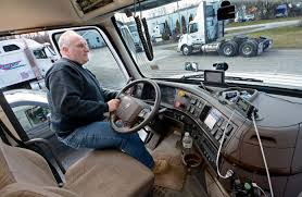 100 The Life Of A Truck Driver Ing Life Still A Hard Sell Daily Gazette