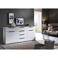 teak sideboard sideboard weiß lack matt moderne kommoden