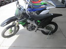 2009 Kawasaki KX 250F Monster Energy Dirt Bike For Sale On 2040 Motos
