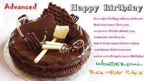 Birthday Wishes In Advance 3