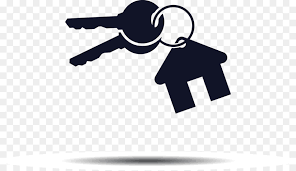 House Key Logo Real Estate