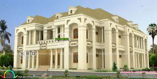 100 10000 Sq Ft House 929 Square Meter 6 Bedroom Colonial House Kerala Home