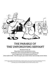 8 Images Found In Matthew 18 The Parable Of Unforgiving Servant This SharefaithKids Sunday School Lesson Focuses On