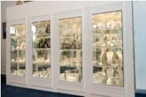 Upright Display Cabinets Custom Built By Showfront