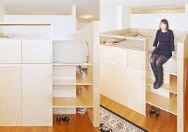 100 Tiny Apartment Layout JPDAs Smart Furniture Piece Solves The Ageold Studio Apartment