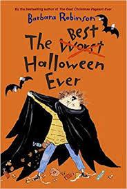 Halloween Books For Adults 2017 by The Best Halloween Ever Barbara Robinson 9780060766016 Amazon