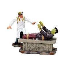 Lemax Halloween Village 2017 by Frankenstein U0027it U0027s Alive U0027 Lemax Spooky Town Village Figurine