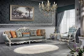 casa padrino luxus barock wohnzimmer set 1 chesterfield sofa 1 chesterfield thron sessel 1 beistelltisch barock wohnzimmermöbel