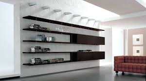 Wall Display Shelf An Elegant Looking In Black Shelves For Collectibles