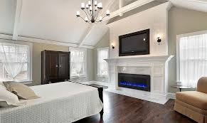 Bladeless Ceiling Fan India by Wall Mounted Fireplaces Find The Best One For You Stylish Flush