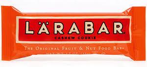 Larabar Cashew Cookie Bar 17 Oz