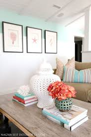 Teal Color Living Room Decor by 71 Best Coral Teal And Gray Images On Pinterest Home