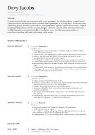 Account Supervisor - Resume Samples And Templates | VisualCV Social Media Manager Resume Lovely 12 Social Skills Example Writing Tips Genius Pdf Makeover Getting Riley A Digital Marketing Job Codinator Objective 10 To Put On Letter Intern Samples Velvet Jobs Luxury Milton James Template Workbook Package Ken Docherty Computer For Examples Floatingcityorg Write Cover Career Center Usc
