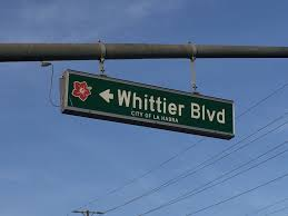 Ode To The Other Whittier Boulevard, East Of East L.A. ~ L.A. TACO