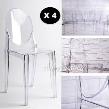 Details About !!! 4 X Clear Ghost Chairs Transparent Modern Victoria Style  Dining Chair UK Rare Levis Blue Chesterfield High Back Victoria Office Captains Chair Rattan Wing Accent In Gloss Black By Elk Home Maze 4 Seat Square Ding Set New Mall Sells High Quality Pot Products Cbc Victoria_high Chair On Student Show Keekaroo Height Right Yumanmod White Lacquer 2 Drawers Nightstand Modern Charcoal Alinium Plank Ding Set Vict0111 Signature Weave Brother Max Scoop Blue Insert Ldon Gumtree Pink Booster Seat Darlington County Durham