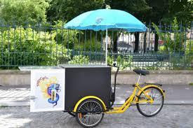triporteur cuisine mobile vélos cargo bikes