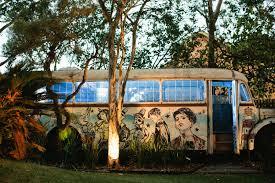 Garden In Australia Caravan Rustic Art