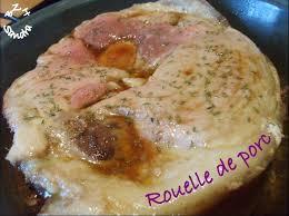 cuisiner la rouelle de porc rouelle de porc caramélisée au four bzh