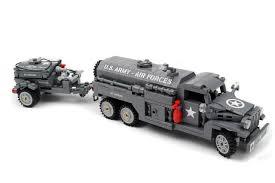 100 Lego Tanker Truck A3 Fuel Trailer LEGO Aircraft Truck