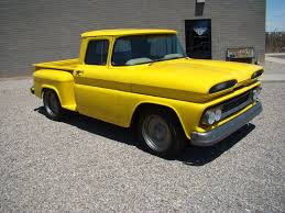 1960 Custom Chevy Pickup - YouTube