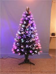 Kmart Small Artificial Christmas Trees by Ideas Have An Amazing Christmas With Wonderful Fiber Optic