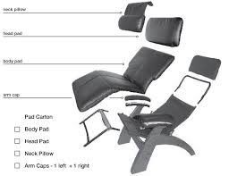 Office Chair Arms Replacement by Replacement Leather Pad Sets For The Perfect Zerogravity Chair By