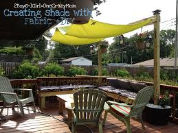 DIY Outdoor Shade/sail With 2 Posts Inside Barrel/pot/bucket ... Awning Shade Screen Outdoor Ideas Wonderful Backyard Structures Home Decoration Best Diy Sun And Designs For Image On Marvellous 5 Diy For Your Deck Or Patio Hgtvs Decorating 22 And 2017 Front Yard Zero Landscaping Pictures Design Decors Lighting Landscape In Romantic Stunning Ways To Bring To Amazing Backyards Impressive Shady Small Garden