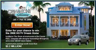 Dream Home 2008 Sweepstakes Home & Garden Television