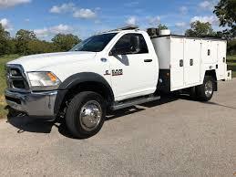 100 Service Truck 2014 RAM 5500 4x4 ATX And Equipment