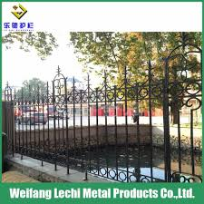 100 Design Garden House China Modern Home Wall Security Cast Iron Spear