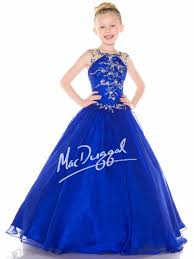 sugar pageant dress for girls style 82215s size 6 in royal or