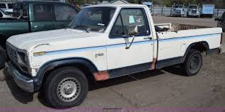 100 1982 Ford Truck F150 Pickup Truck Item BW9405 SOLD April 18 C