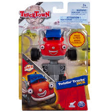 Spin Master - Truck Town Twistin' Trucks Vehicle, Jack